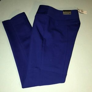 Express navy slim pants, New with tags.
